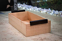 Деревянная коробка для подачи 24,5х14,5х7 см