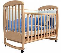 Детская кроватка Верес Соня ЛД 1 (Бук)