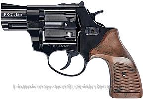 Револьвер шумовой Ekol Lite Matte Black (Pocket)