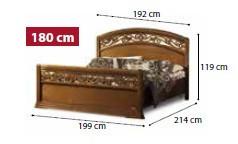 Кровать Torriani