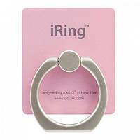 Кольцо-держатель iRing для телефона Розовый