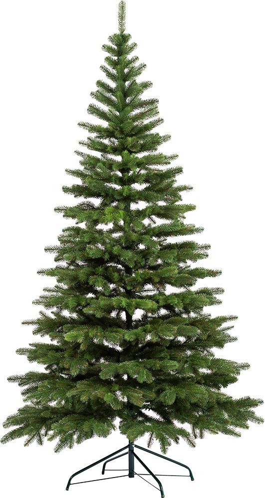 Ель искусственная литая Альпийская зелёная  1,50 м (150см)