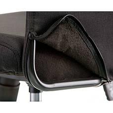 Кресло офисное Special4You Silba black (E5821), фото 3