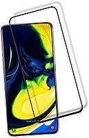 5D стекло Samsung Galaxy A80 A805 (Защитное Full Glue) (Самсунг Галакси А80)