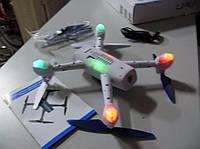 Квадрокоптер JXD 528 дальность полета 80 метров время полета 10 минут, фото 3