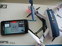 Квадрокоптер JXD 528 дальность полета 80 метров время полета 10 минут, фото 6