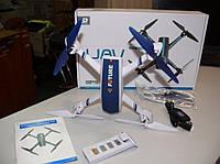 Квадрокоптер JXD 528 дальность полета 80 метров время полета 10 минут, фото 7