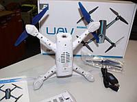 Квадрокоптер JXD 528 дальность полета 80 метров время полета 10 минут, фото 8