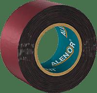 Кровельная герметизирующая лента Alenor BF 75мм*10м Бордовая