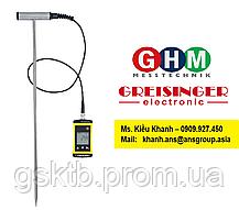 Термометр для почвы и др. сыпучих материалов Greisinger SoilTemp 1700 (Германия), фото 3