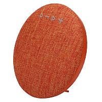 Колонка Bluetooth VIP Model HDY-001 Оранжевый