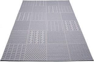 Ковер JERSEY HOME 6769 0,8*2, wool/grey/E514, Прямоугольник