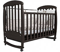 Детская кроватка Верес Соня ЛД 1 (орех)