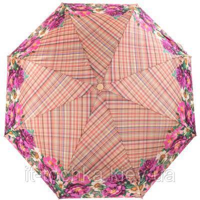 Зонт женский механический компактный облегченный  art rain (АРТ РЕЙН) zar3516-46