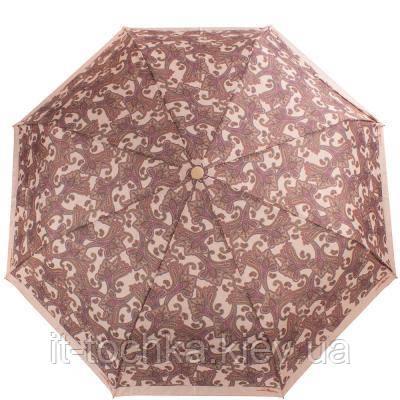Зонт жіночий механічний компактний полегшений art rain (АРТ РЕЙН) zar3516-41