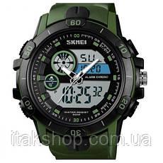 Мужские наручные часы Skmei Green, фото 3