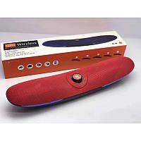 Портативная колонка Bluetooth TG027 Красный