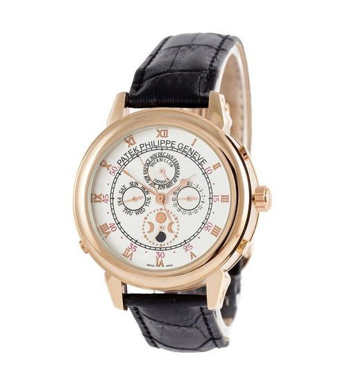 Мужские часы Patek Philippe Grand Complications 5002 Sky Moon, элитные часы Patek Philippe реплика ААА