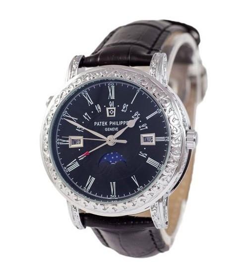 Мужские часы Patek Philippe Grand Complications 5160 Sky Moon, элитные часы Patek Philippe реплика ААА