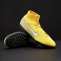 Cороконожки  Nike Superfly 6 Club NJR TF, фото 1