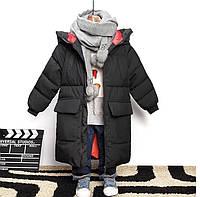 Длинная детская курточка на 150 р