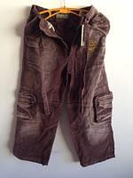 Штаны подростковые вильвет темно бардовый , фото 1