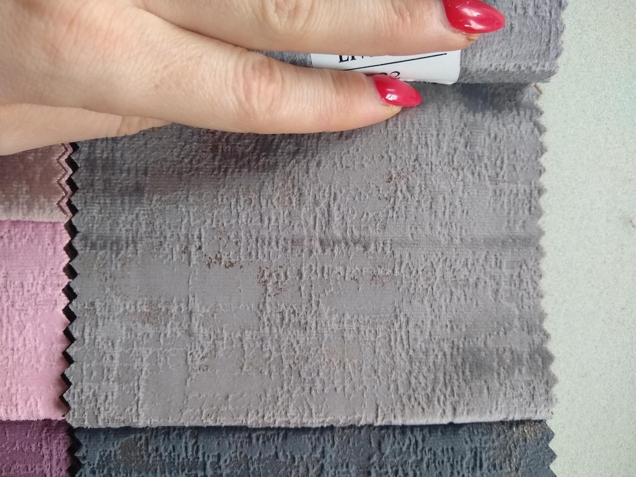 Водоотталкивающая ткань для мебели вельвет Ливерпуль 23 ( LIVERPOOL 23 )
