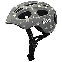Велосипедний дитячий шолом ABUS YOUN-I M Grey Star 818172, КОД: 1082245