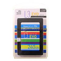 """SSD 240Gb Team L3 EVO 2.5"""" SATAIII TLC"""