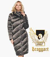Braggart Angel's Fluff 30952 | Зимний женский воздуховик капучино