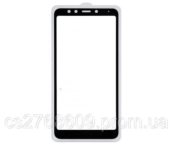 Защитное стекло / Захисне скло Samsung J415, J4 Plus 2018, J610, J6 Plus 2018 чорний 9D без упаковки