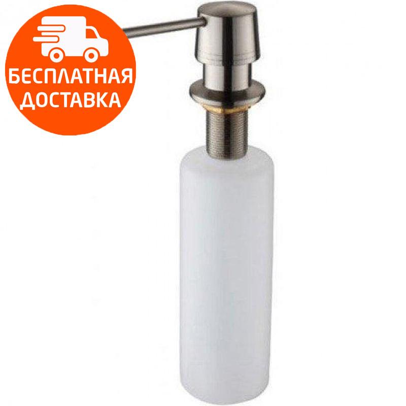 Дозатор для моющих KRAUS KSD-30-SN сатин