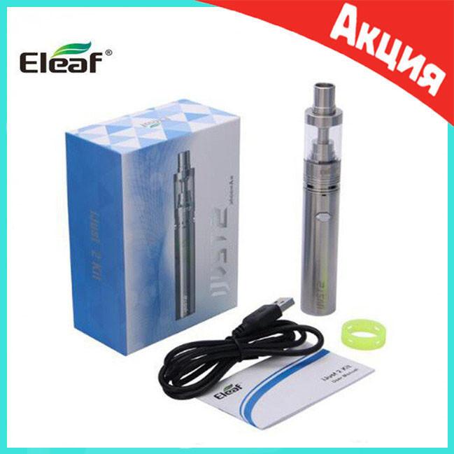 Вейп электронная сигарета Eleaf iJust 2   Серебро
