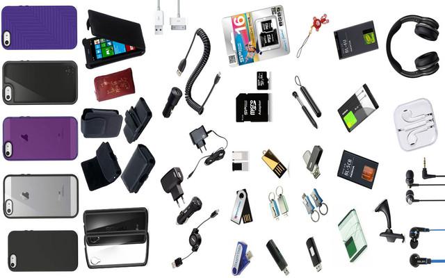 Аксессары для смартфонов