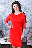 Шикарное женское платье,размеры:50,52,54., фото 3