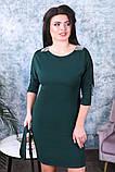 Шикарное женское платье,размеры:50,52,54., фото 5