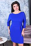 Шикарное женское платье,размеры:50,52,54., фото 6