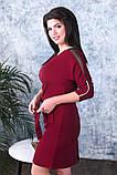 Шикарное женское платье,размеры:50,52,54., фото 7