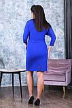 Шикарное женское платье,размеры:50,52,54., фото 9
