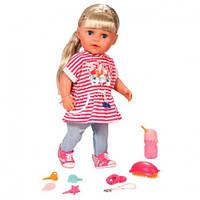 Кукла Старшая Сестричка 43 см Zapf Creation 824603 в розовом