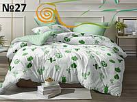 Комплект постельного белья ранфорс 100% хлопок полуторный