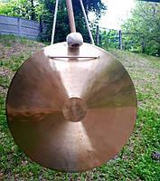 Гонг планетарный средний, 40 см., 45 см.. Два размера