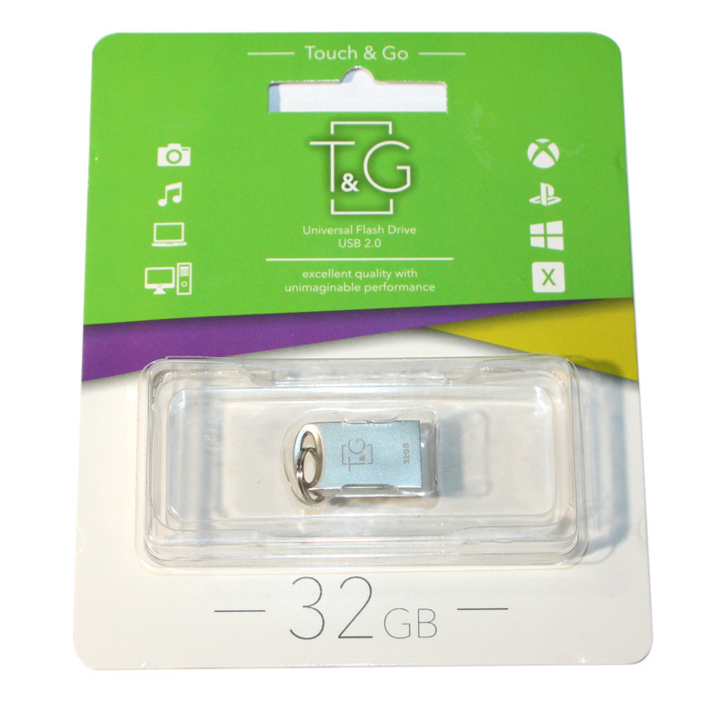 Флешка 32 Gb T G 105 Metal series / TG105-32G
