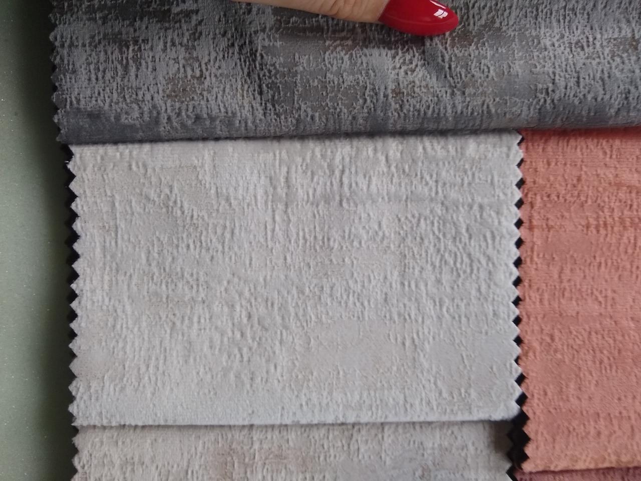 Водоотталкивающая ткань для мебели вельвет Ливерпуль 01 ( LIVERPOOL 01 )
