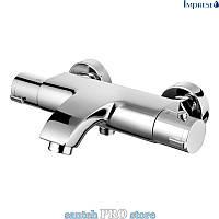 Смеситель для ванны IMPRESE CENTRUM термостатический.