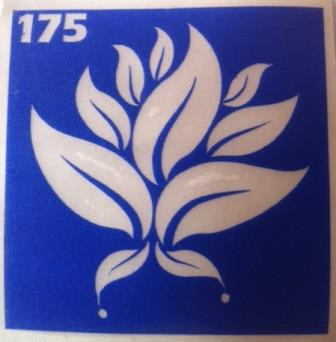 Трафарет № 175