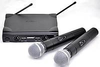 Лучший выбор вокалиста/ведущего – система радиомикрофонов от Shure, в кейсе, прием сигнала до 50м
