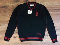 Теплый  мужской свитер  USA Polo Sport.Италия.Размер M(наш 48-50)