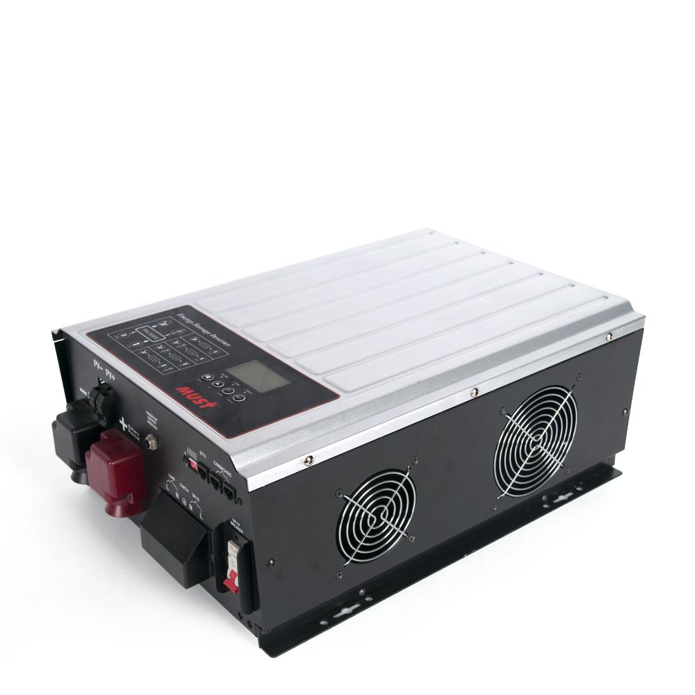Гібридний мережевий інвертор напруги SANTAKUPS PH3000 32 кВт 1 фаза 1MPPT