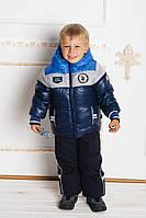 Зимний детский комбинезон Бенеттон, фото 1